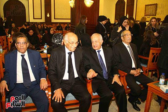 عزاء محمد حسنى مبارك (31)
