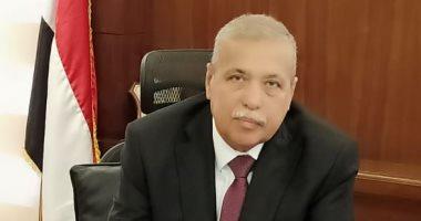 المستشار عصام المنشاوى رئيس هيئة النيابة الإدارية