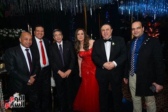 رجل الأعمال إيهاب طلعت والاعلامى محمود سعد وآخرين