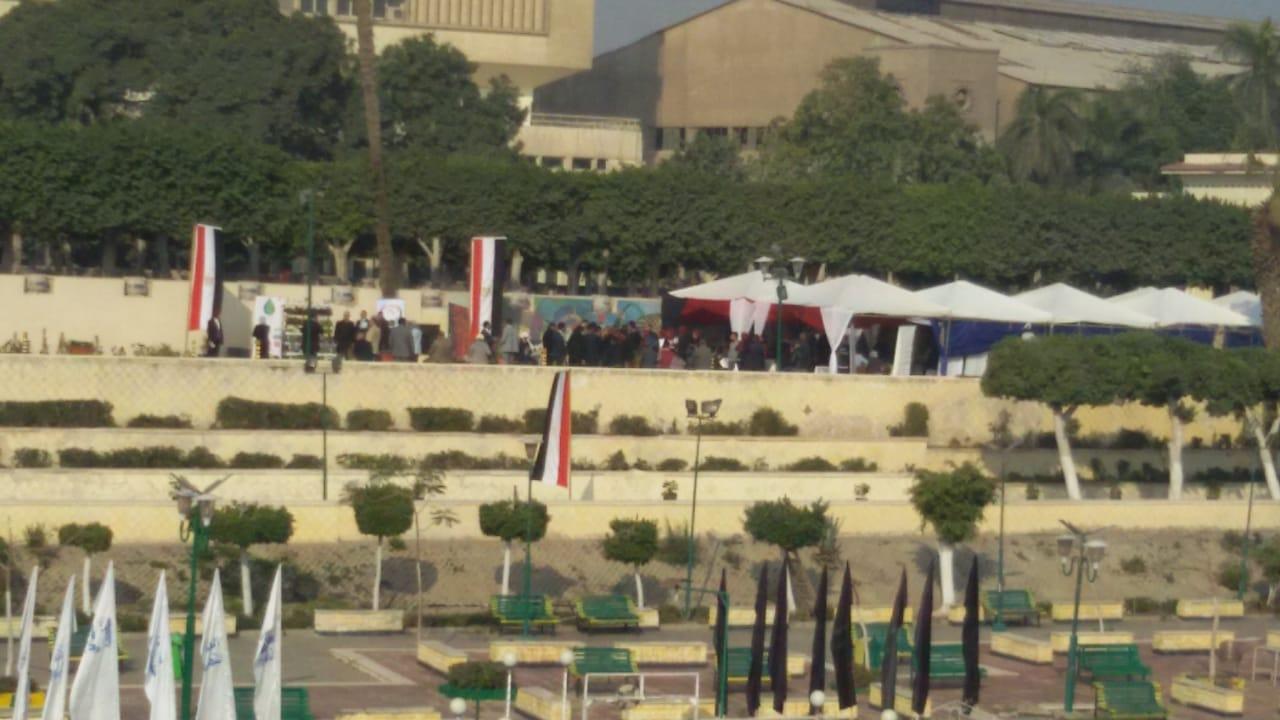 ملتقى التوظيف الأول لمحافظة القاهرة  (5)