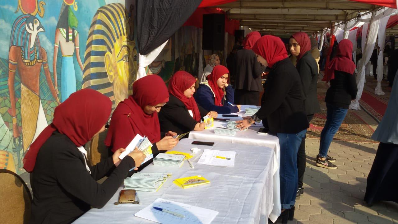 ملتقى التوظيف الأول لمحافظة القاهرة  (6)