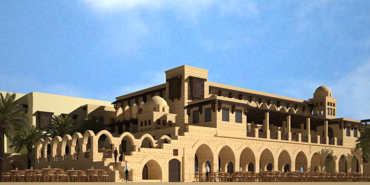 تطوير سور مجري العيون يحول القاهرة مركزا لادارة الاعمال في الشرق الأوسط