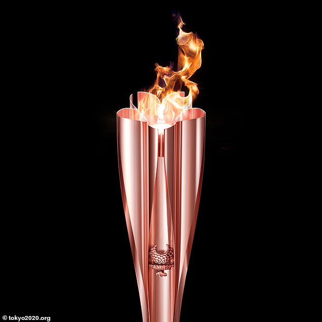 تصميم الشعلة