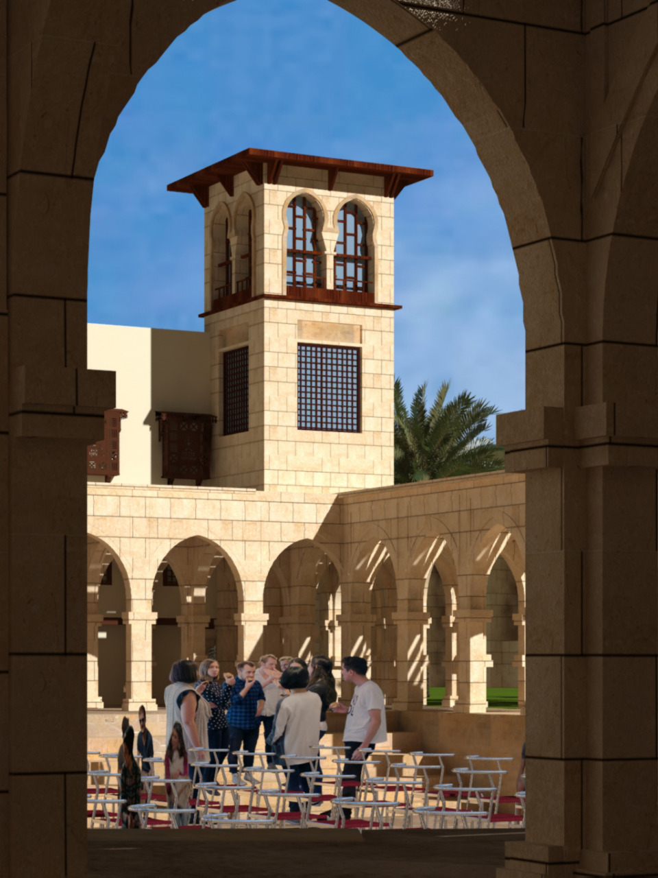 مقترح لإنشاء منطقة مسارح وسينمات بمشروع سور مجرى العيون