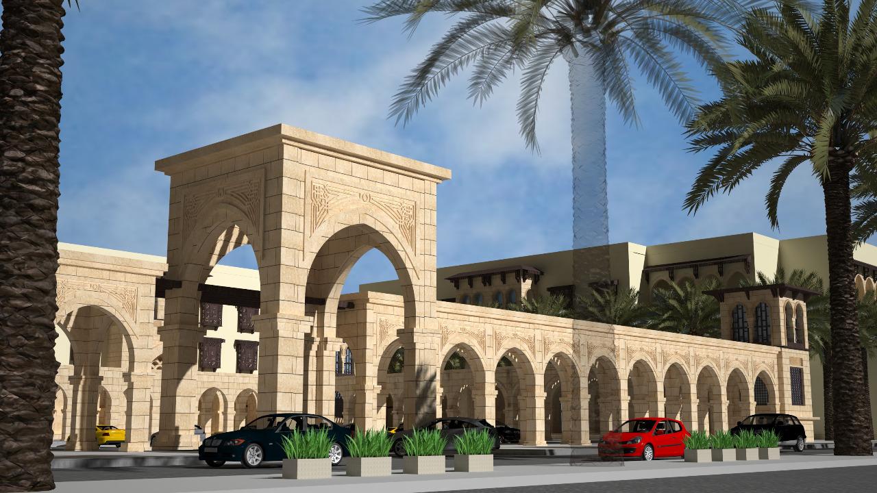 تطوير سور مجري العيون يحول القاهرة التاريخية مركزا للثقافة والفنون