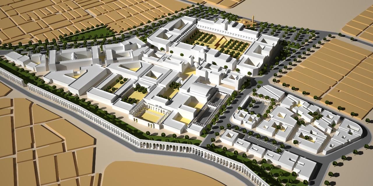 مقترح لتطوير منطقة سور مجرى العيون