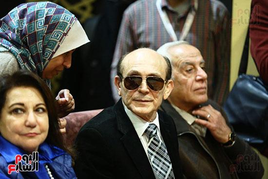 محمد صبحي يبدأ ندوته بمعرض الكتاب (13)