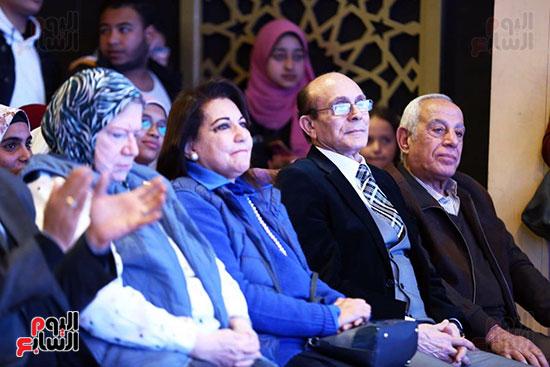 محمد صبحي يبدأ ندوته بمعرض الكتاب (25)