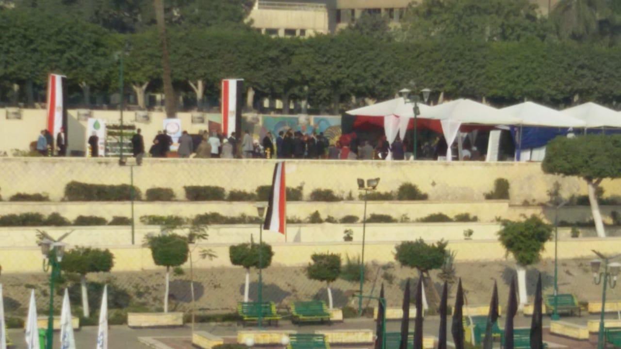 ملتقى التوظيف الأول لمحافظة القاهرة  (1)