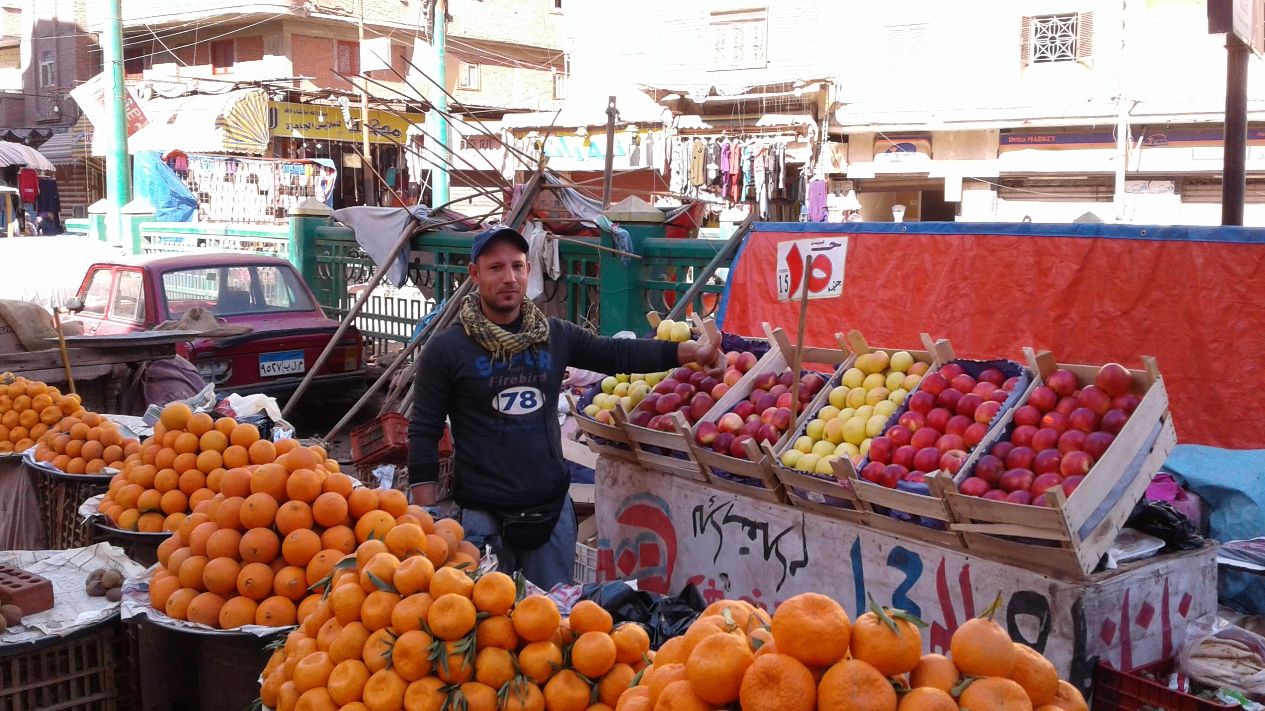 أسواق الخضر والفاكهة بمحافظة المنوفية (5)