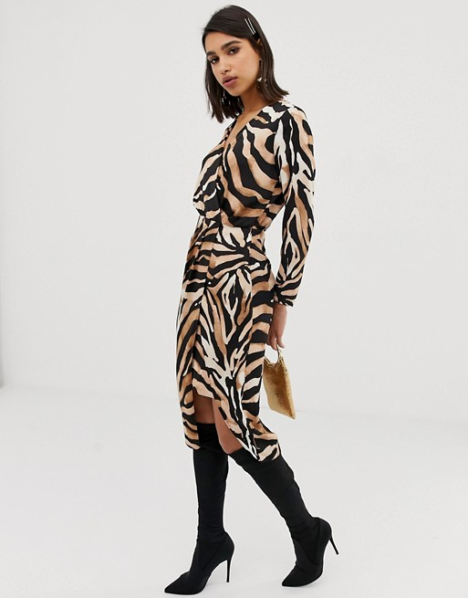 فستان تايجر