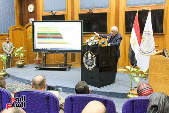 مؤتمر وزير التربية والتعليم (22)