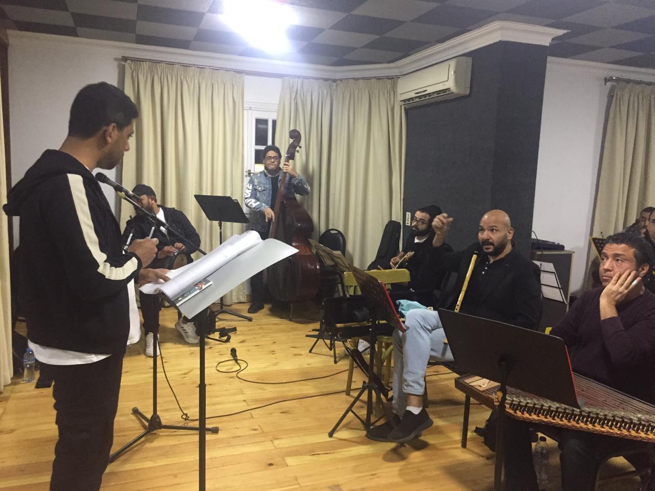 بروڤات حفل ليلة حب بقيادة المايسترو محمد عثمان (5)