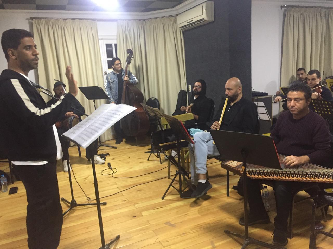 بروڤات حفل ليلة حب بقيادة المايسترو محمد عثمان (7)