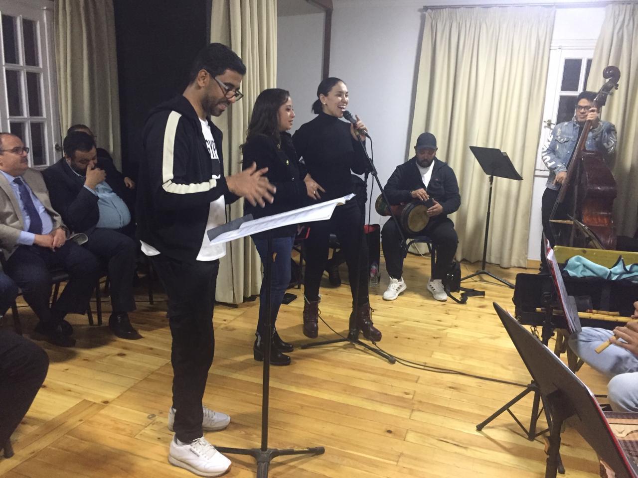 بروڤات حفل ليلة حب بقيادة المايسترو محمد عثمان (1)