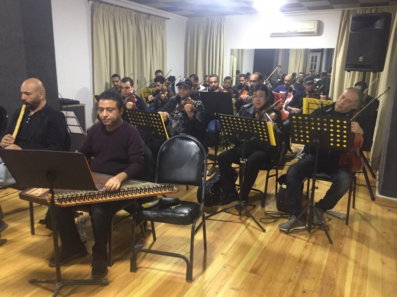 بروڤات حفل ليلة حب بقيادة المايسترو محمد عثمان (3)