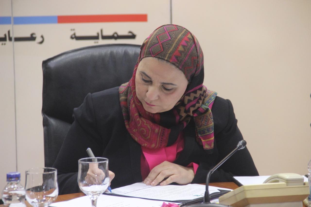 22020613243833-بروتوكول تعاون بين وزارة التضامن وجمعية مصر الخير  (4)