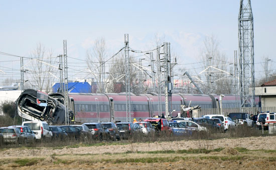 قطار-ميلانو
