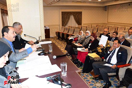 لجنة الإدارة المحلية بالبرلمان (3)
