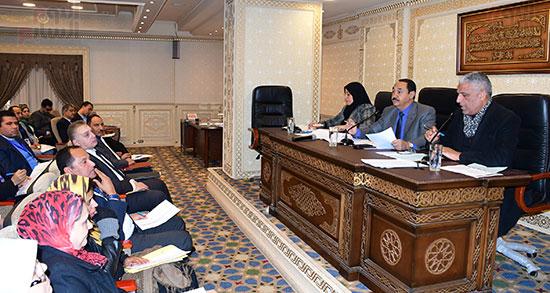 لجنة الإدارة المحلية بالبرلمان (5)
