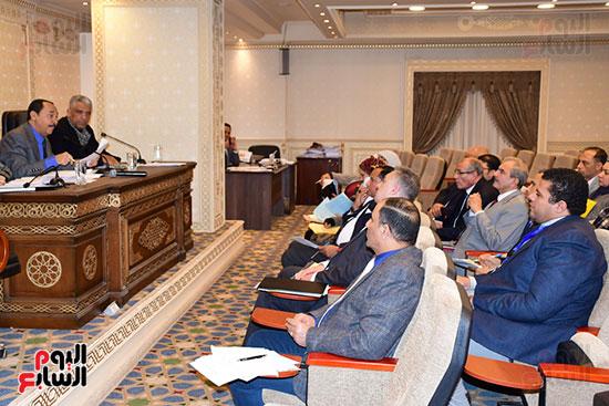 لجنة الإدارة المحلية بالبرلمان (2)