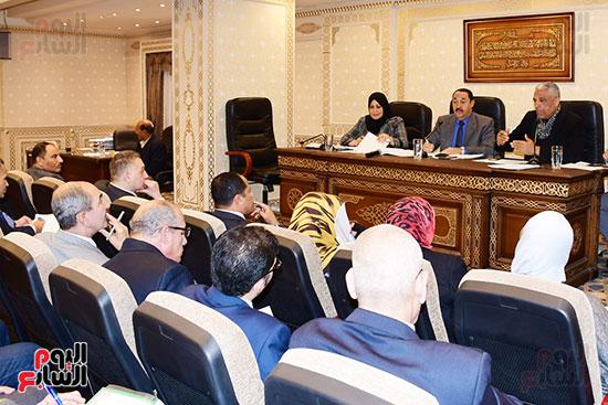 لجنة الإدارة المحلية بالبرلمان (7)