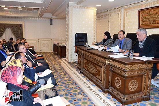 لجنة الإدارة المحلية بالبرلمان (6)