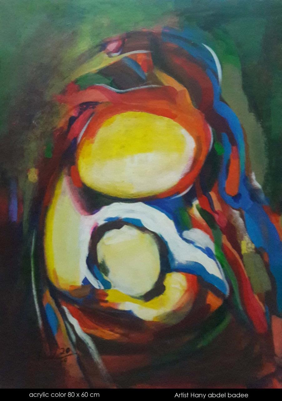 عمل فنى بمعرض هوى للدكتور هانى عبدالبديع (12)