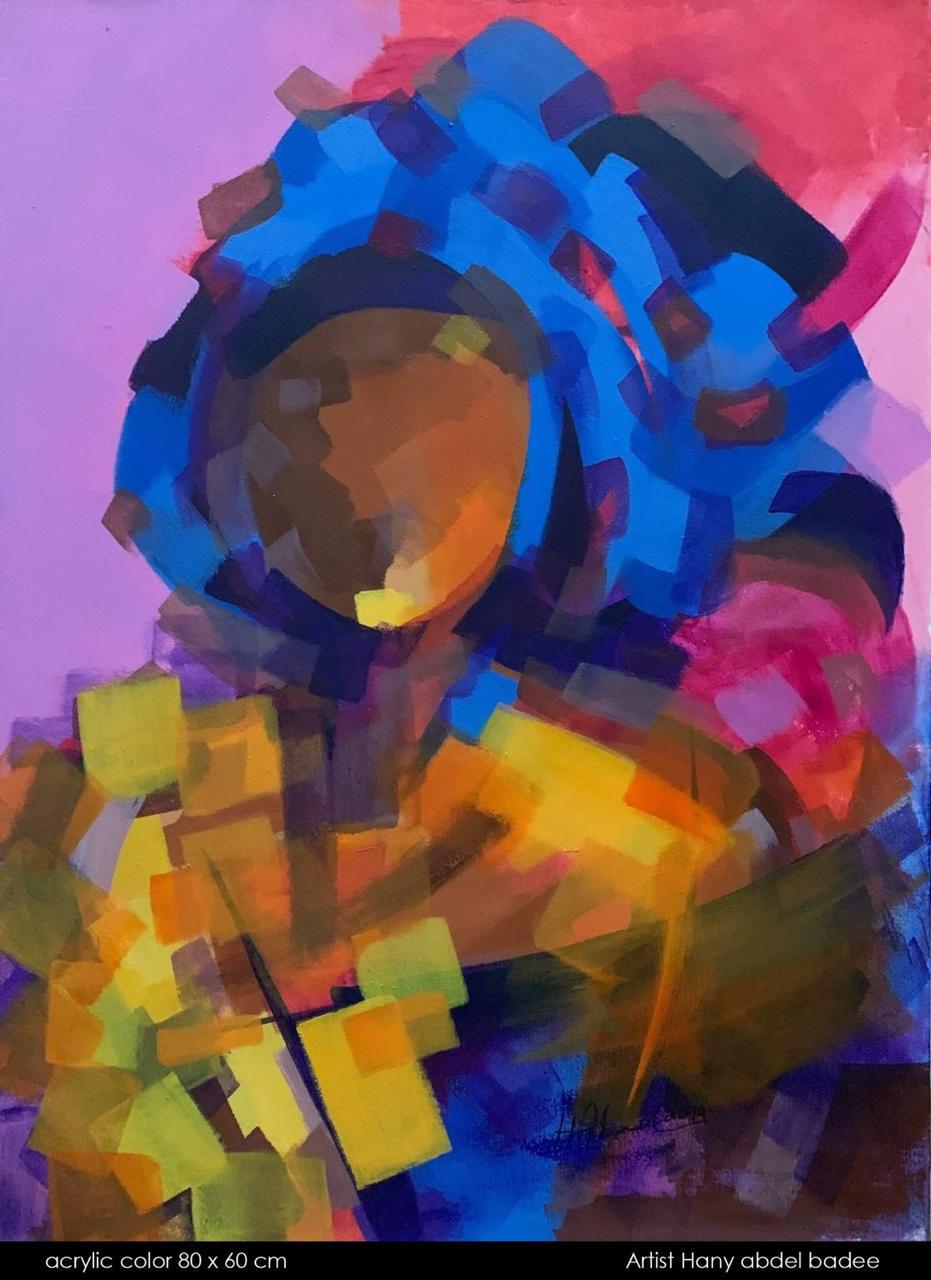 عمل فنى بمعرض هوى للدكتور هانى عبدالبديع (2)