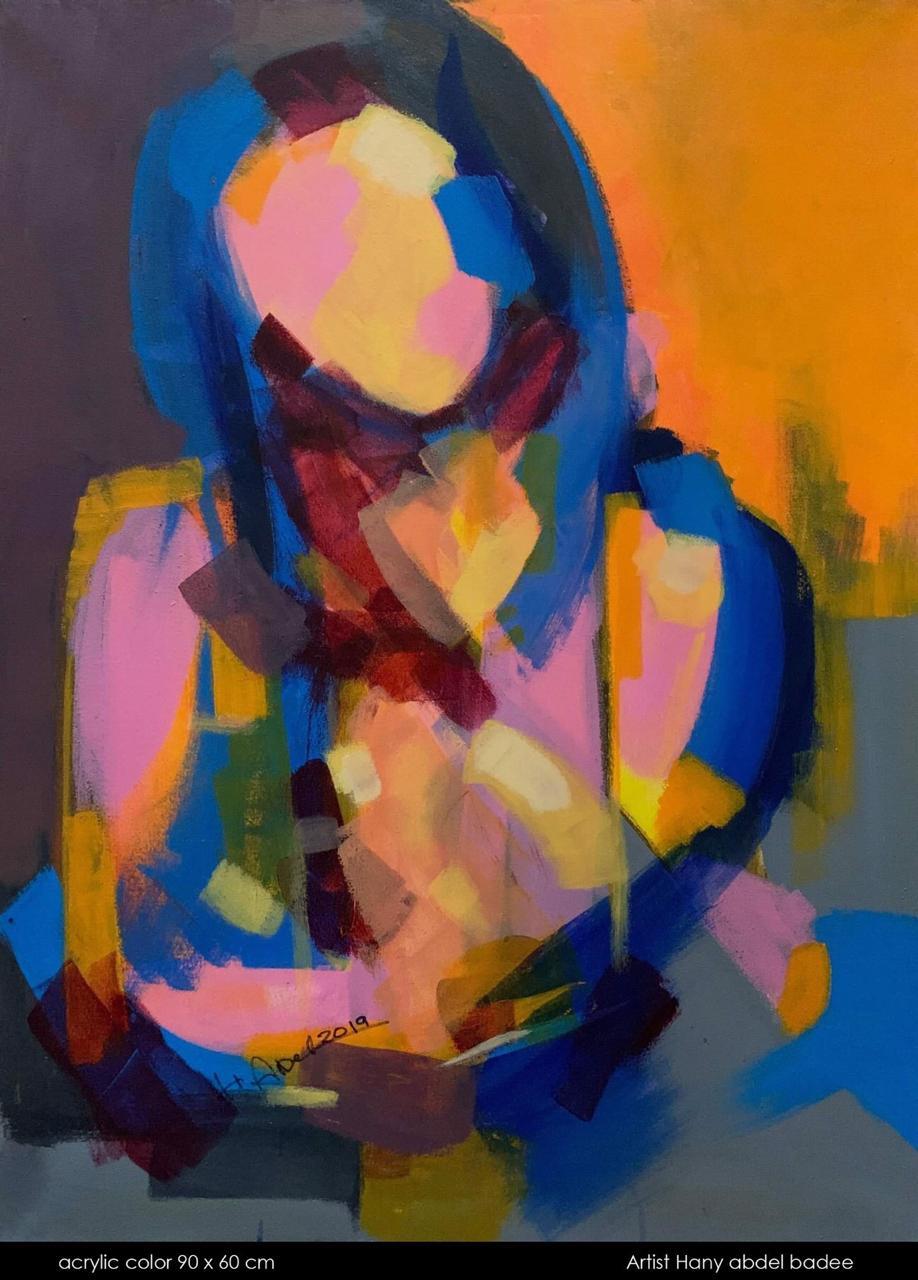 عمل فنى بمعرض هوى للدكتور هانى عبدالبديع (8)