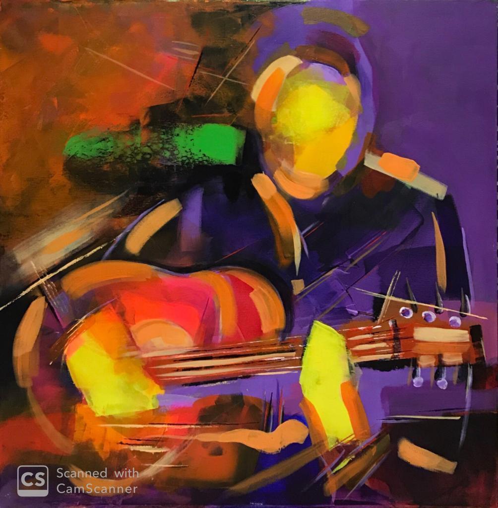 عمل فنى بمعرض هوى للدكتور هانى عبدالبديع (4)