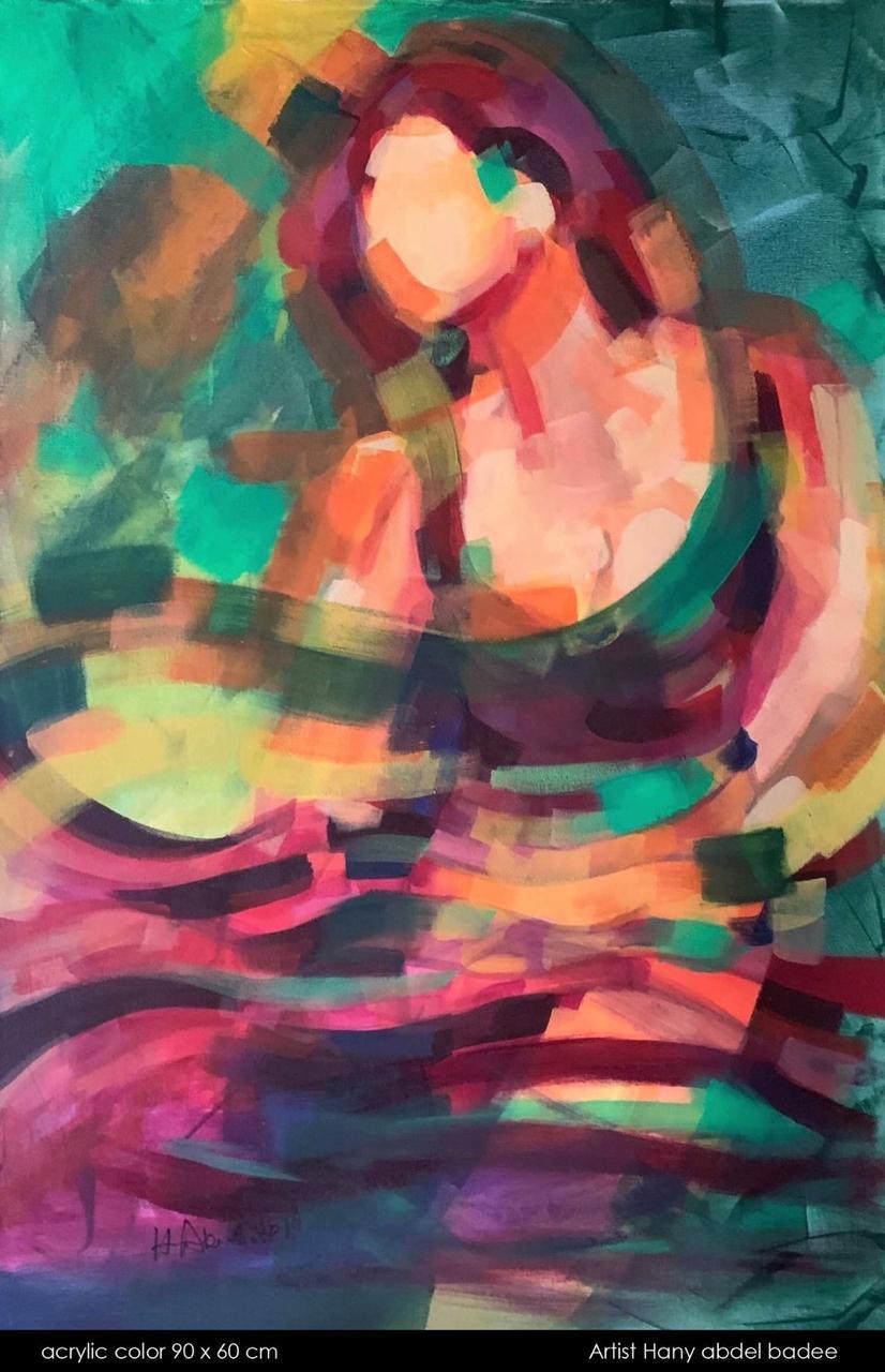 عمل فنى بمعرض هوى للدكتور هانى عبدالبديع (11)