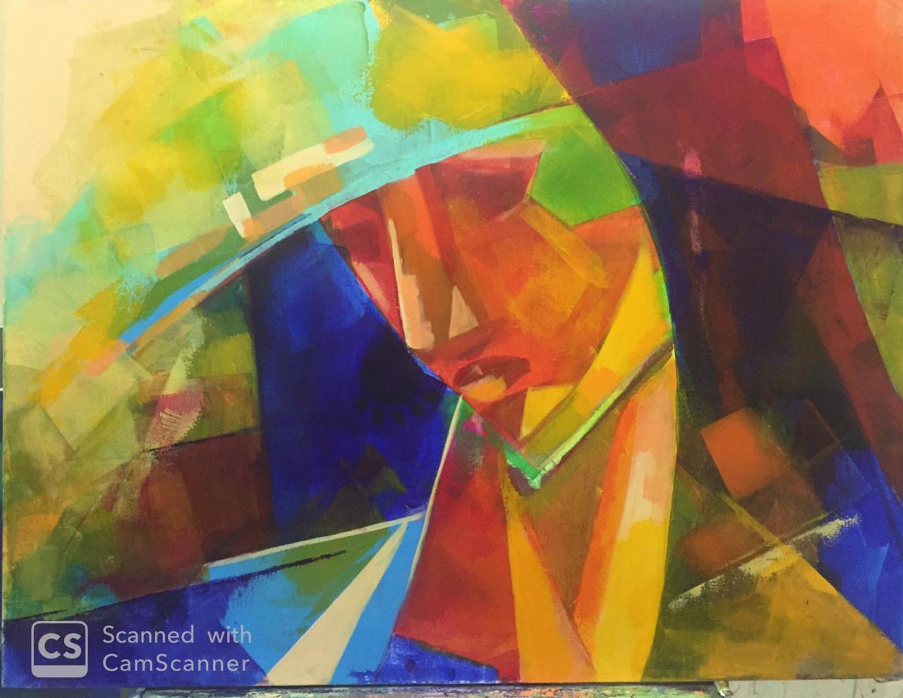 عمل فنى بمعرض هوى للدكتور هانى عبدالبديع (6)