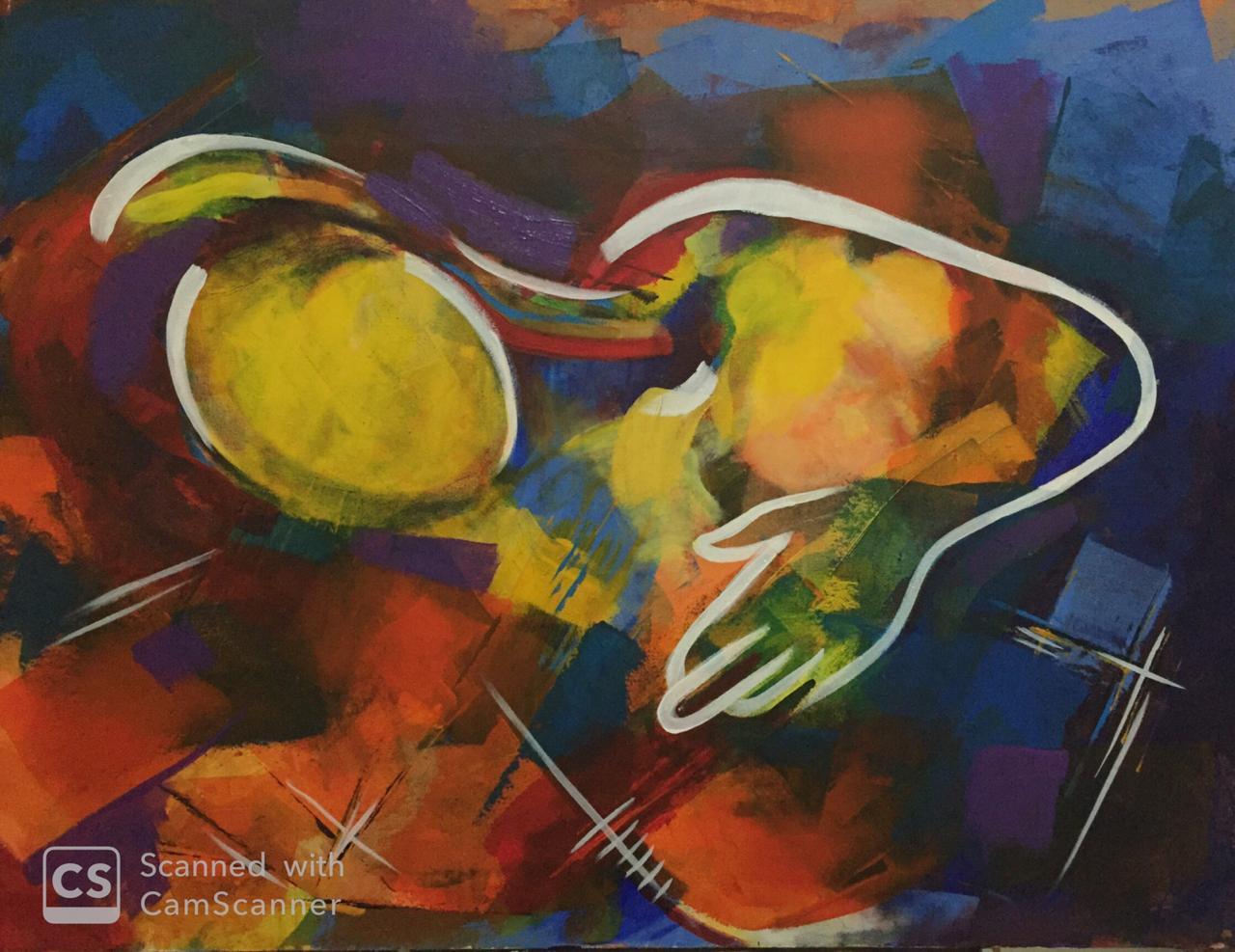 عمل فنى بمعرض هوى للدكتور هانى عبدالبديع (14)
