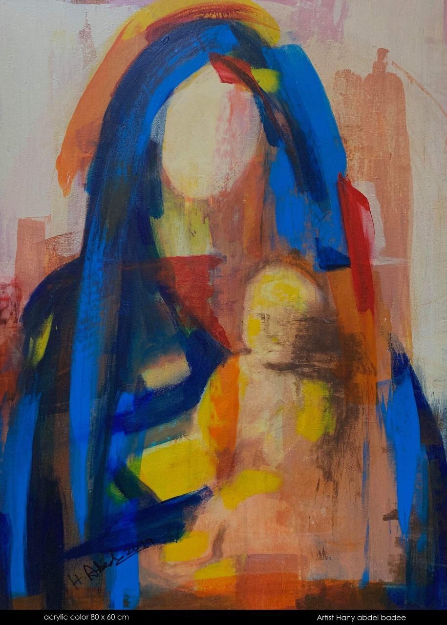عمل فنى بمعرض هوى للدكتور هانى عبدالبديع (3)