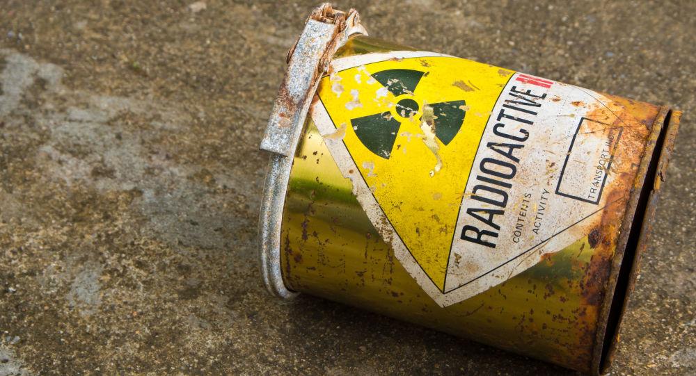 المخلفات النووية