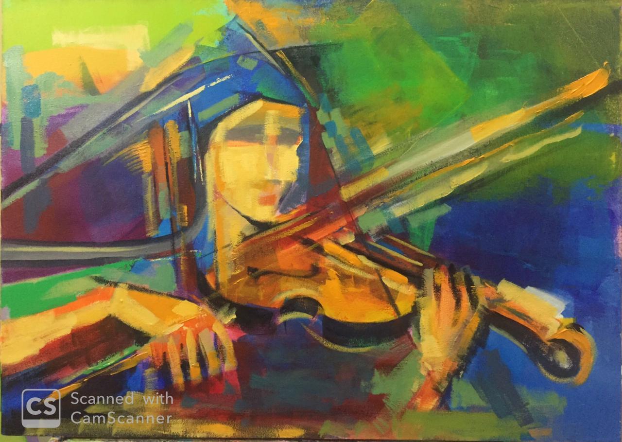 عمل فنى بمعرض هوى للدكتور هانى عبدالبديع (13)