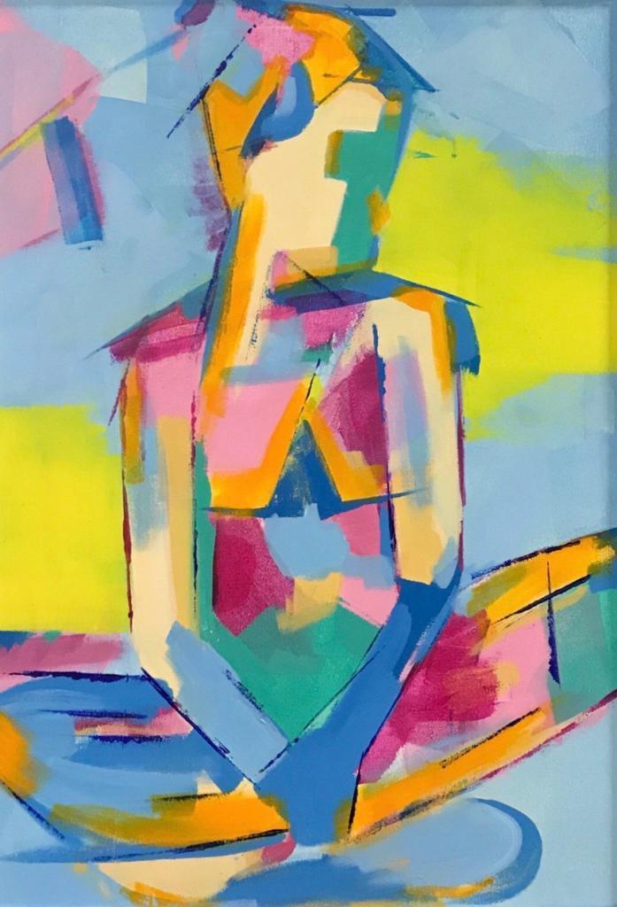 عمل فنى بمعرض هوى للدكتور هانى عبدالبديع (1)