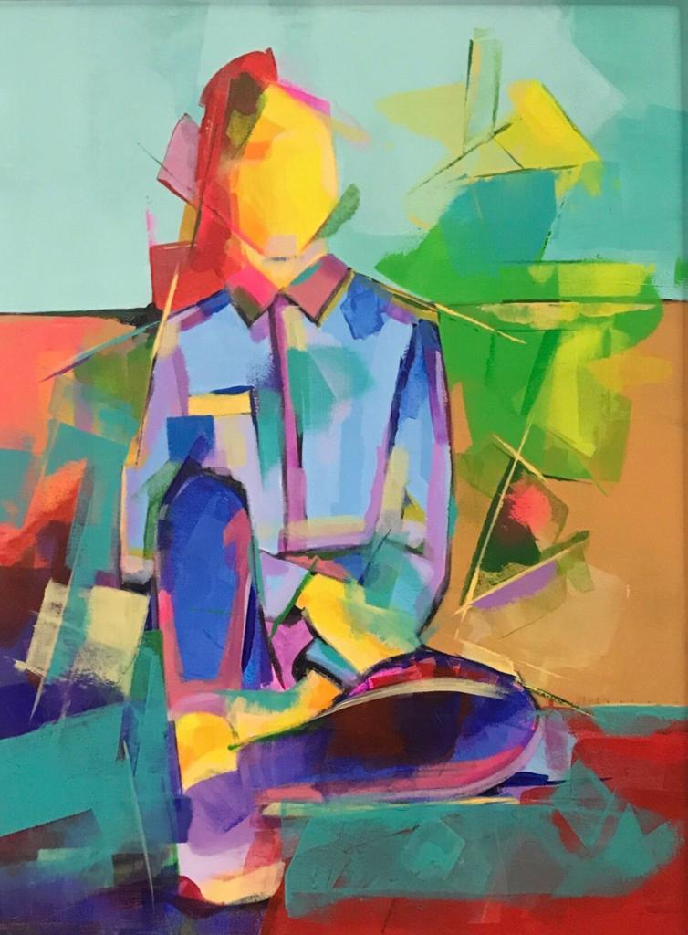 عمل فنى بمعرض هوى للدكتور هانى عبدالبديع (9)