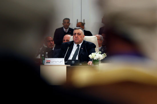 حمودة صباغ رئيس مجلس الشعب السوري