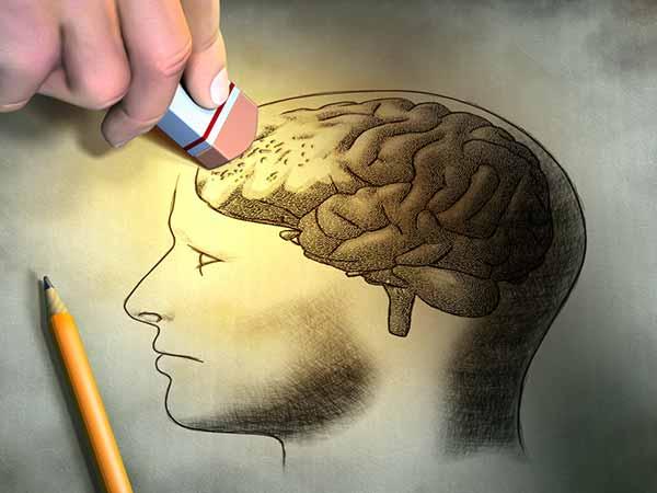 مشاكل الذاكرة