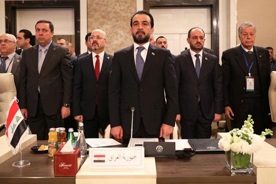 رئيس البرلمان العراقي محمد الحلبوسي