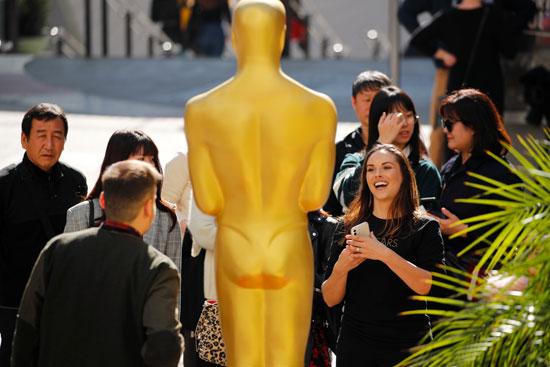 تجهيزات حفل جوائز اوسكار