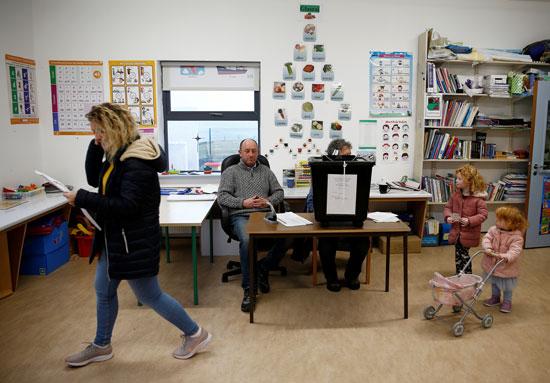 الانتخابات الوطنية في ايرلندا