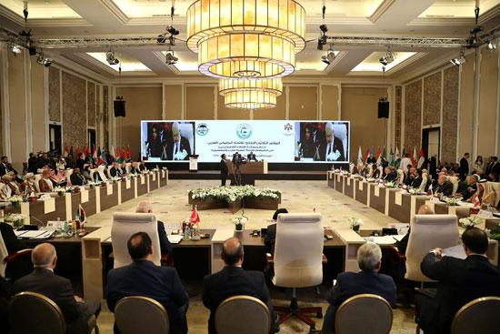 برلمانيون عرب يلتقون لمناقشة خطة ترامب للسلام في عمان