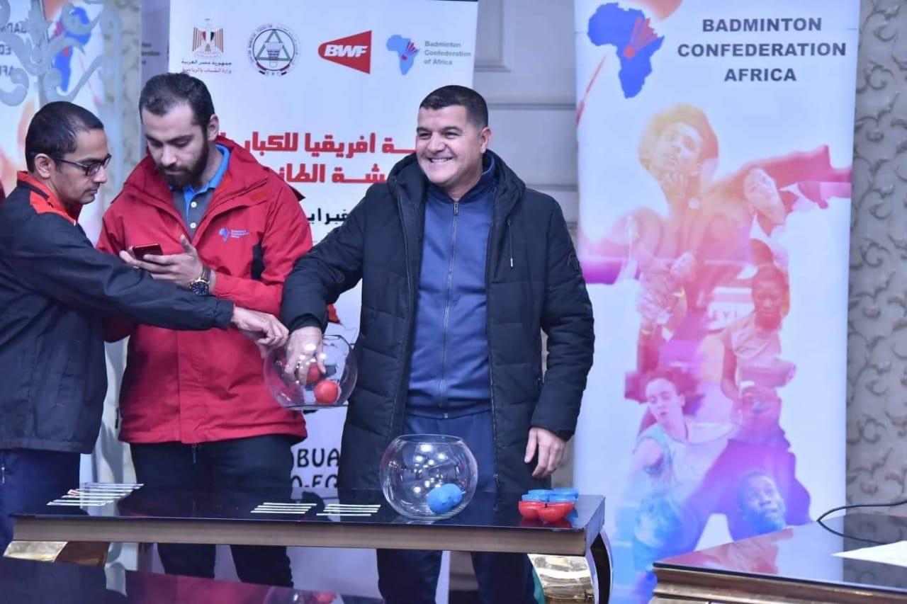 بطولة إفريقيا للريشة الطائرة (2)