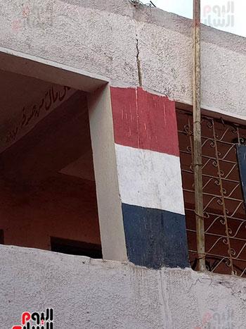 مدرسة الطفل مصطفى ضحية الإهمال بالشرقية (9)
