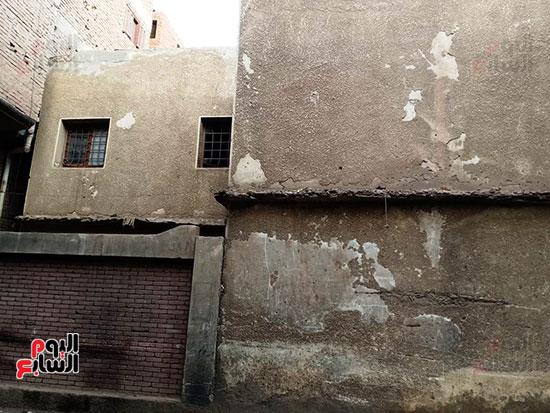 مدرسة الطفل مصطفى ضحية الإهمال بالشرقية (7)