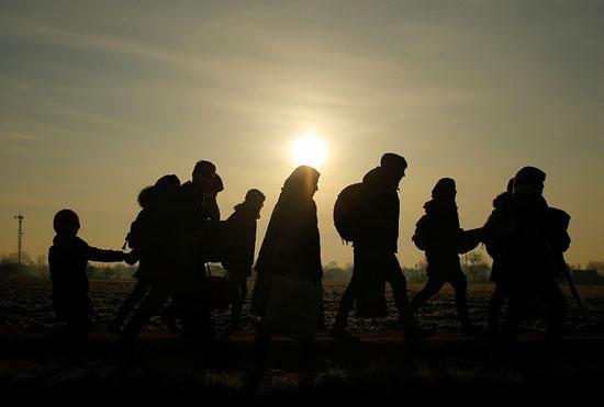 جانب-من-اللاجئين