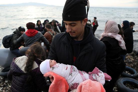 تدفق-اللاجئين-يزيد-الضغوط-على-كاهل-الأوروبيين